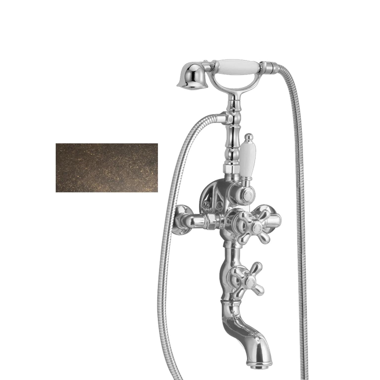 mitigeur thermostatique de baignoire marti porcelaine