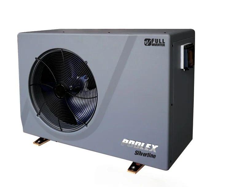 Pompe A Chaleur Pour Piscine Poolex Pc Slp070n 7100 W Leroy Merlin