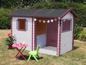 cabane pour enfants leroy merlin