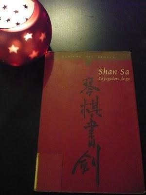 'La jugadora de go' de Shan Sa