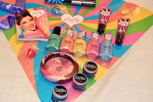Candy Land New Collection Belle Make-Up