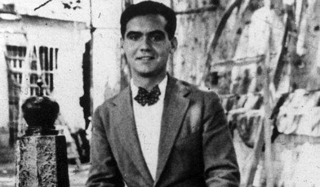 Federico García Lorca, in memoriam.