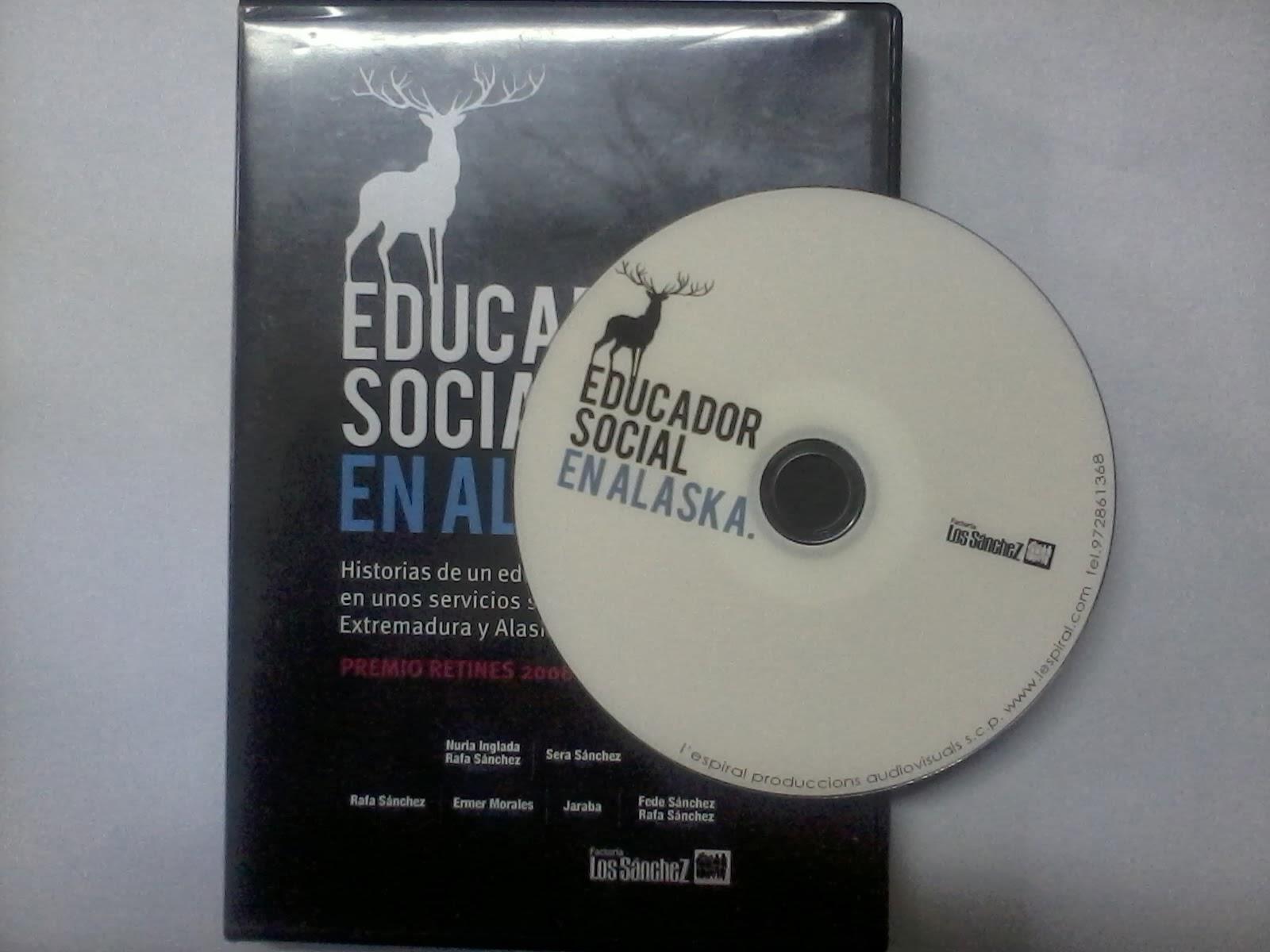 EDUCADOR SOCIAL EN ALASKA, EL LIBRO.