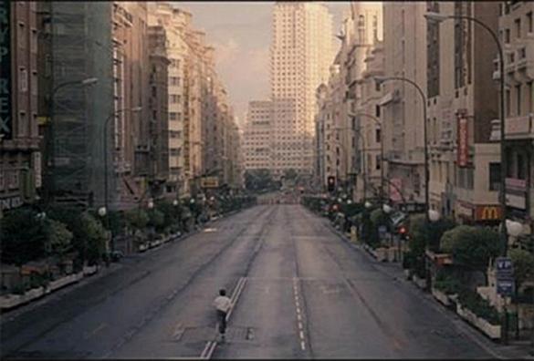 ABRE LOS OJOS (Alejandro Amenábar, 1997)