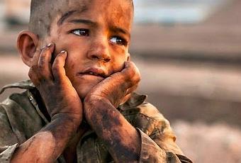 Resultado de imagen para guerra niños