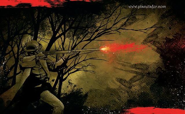 El lunes hay Luna llena con Gótica, aparece El Hombre Lobo.
