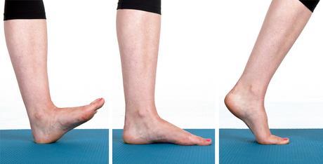 Ejercicios para prevenir el dolor en los pies