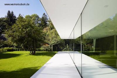 Casa en Alemania arquitectura Minimalista.