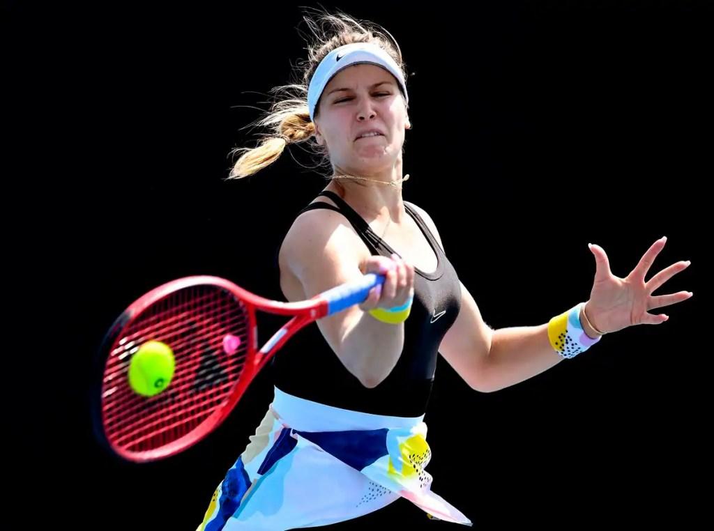 World TeamTennis: Eugenie Bouchard brillante en double