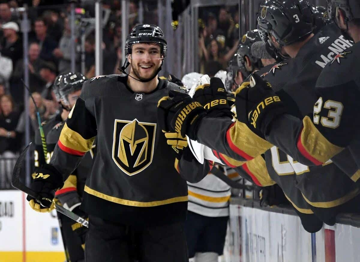 Golden Knights: «On y va pour la coupe!»