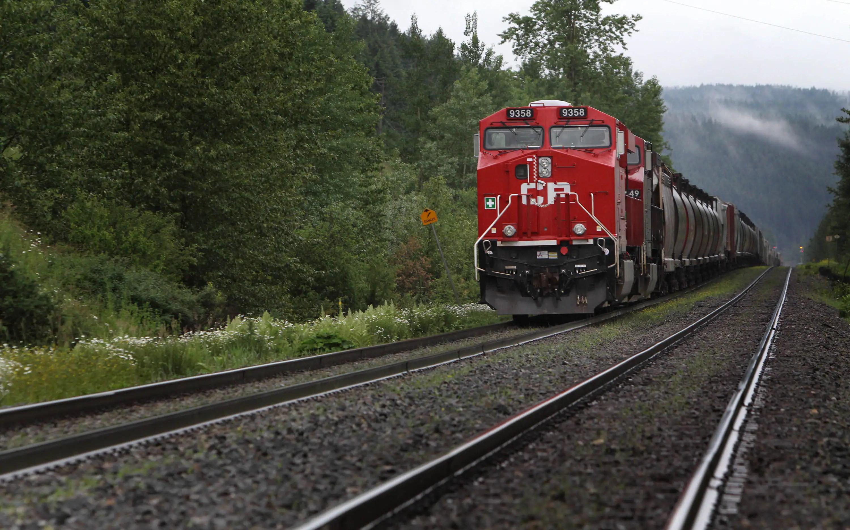 Le Canadien Pacifique promet d'embaucher des Québécois sur son chantier de l'Estrie