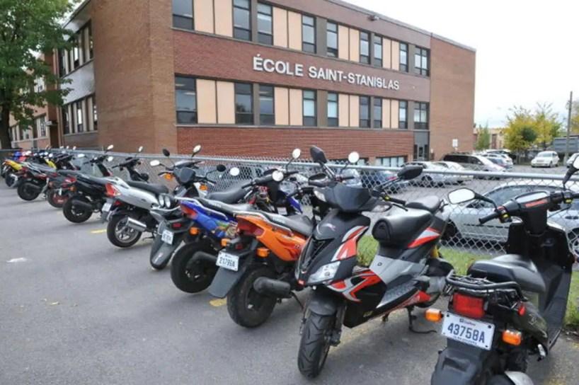 Une école de Saint-Jérôme fermée au moins jusqu'à lundi