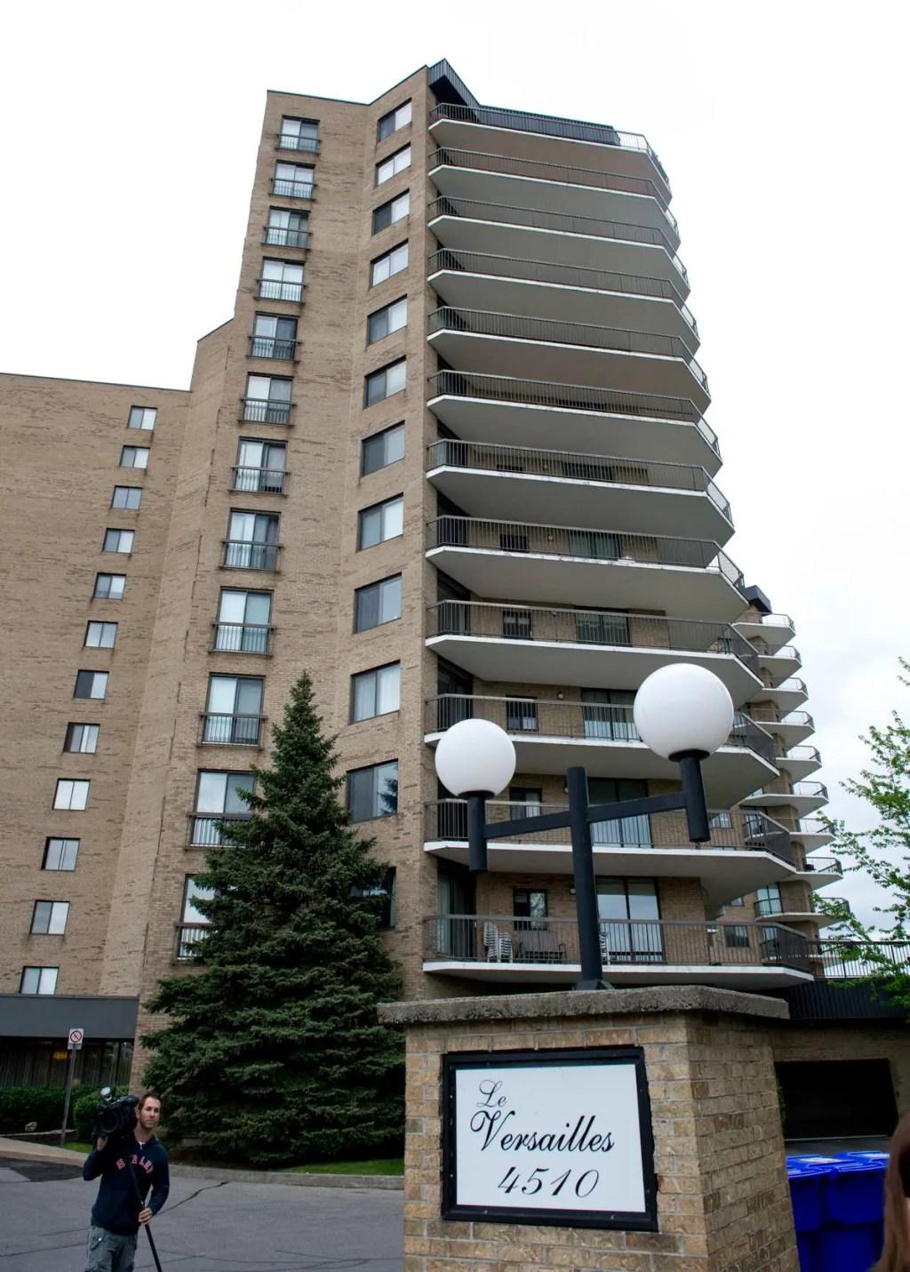 Laval touchera 750 000 $ pour l'ancien condo de Vaillancourt