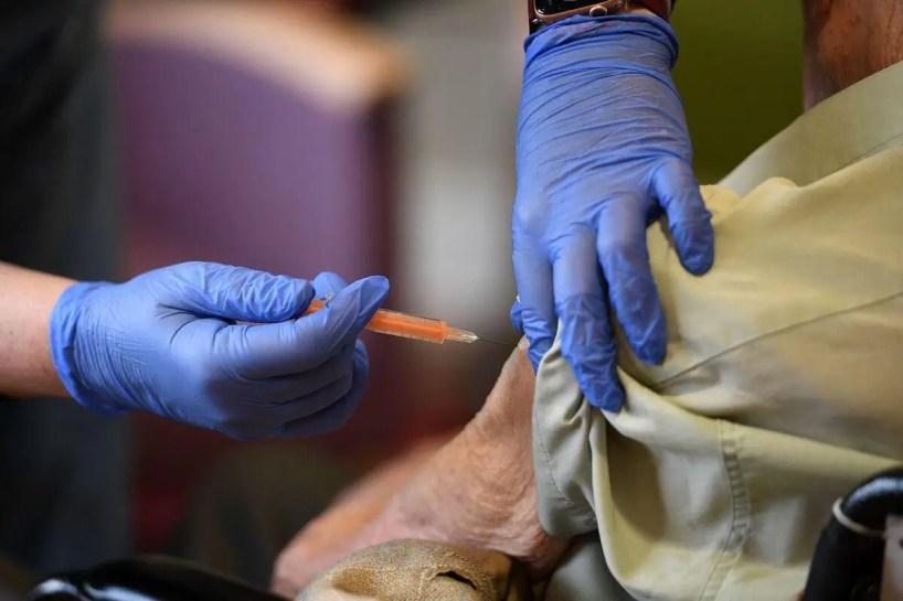 La vaccination des 80 ans et plus démarre sur la Côte-Nord
