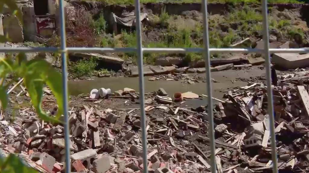 Des citoyens exaspérés par les ruines d'un incendie à Shawinigan