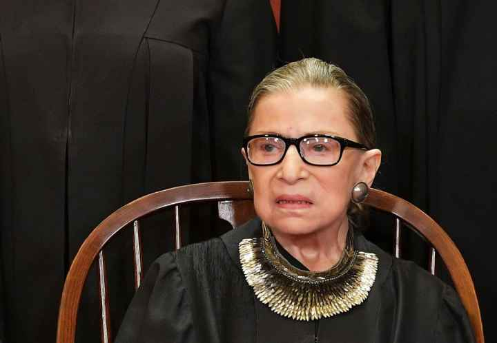Cour suprême américaine: décès de la juge Ruth Bader Ginsburg