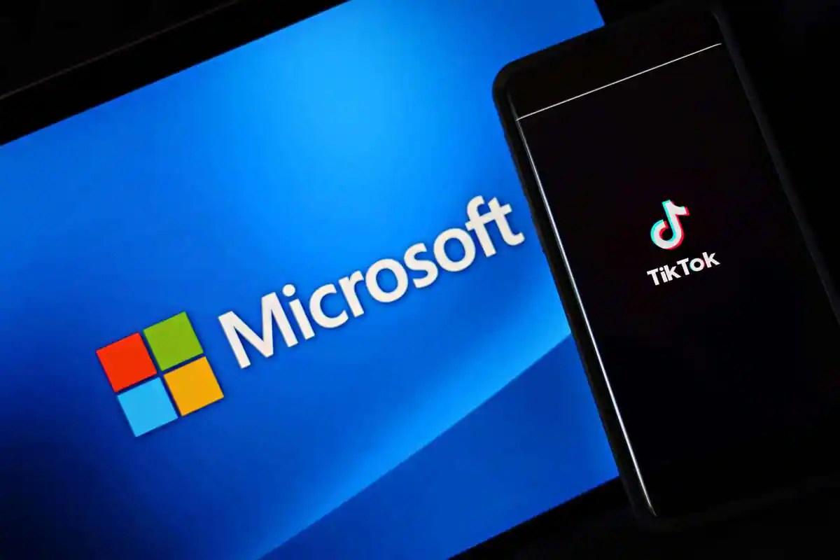 Microsoft veut racheter toutes les activités mondiales de TikTok