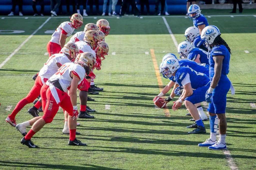 Un pas de plus pour le football universitaire