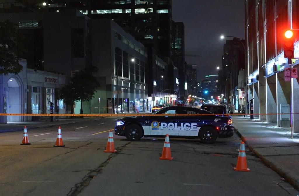 Montréal: une femme retrouvée inconsciente dans la rue à Westmount