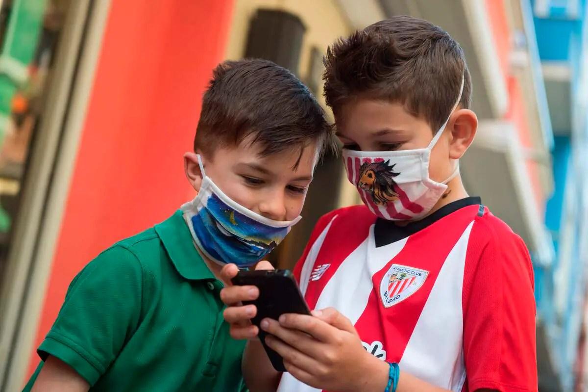 Masque à l'école à partir de 10 ans, dit la Santé publique canadienne