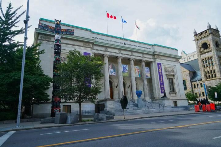 Québec veut savoir où va l'argent du musée