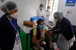 Inde : des dizaines de milliers de personnes ont séché la vaccination