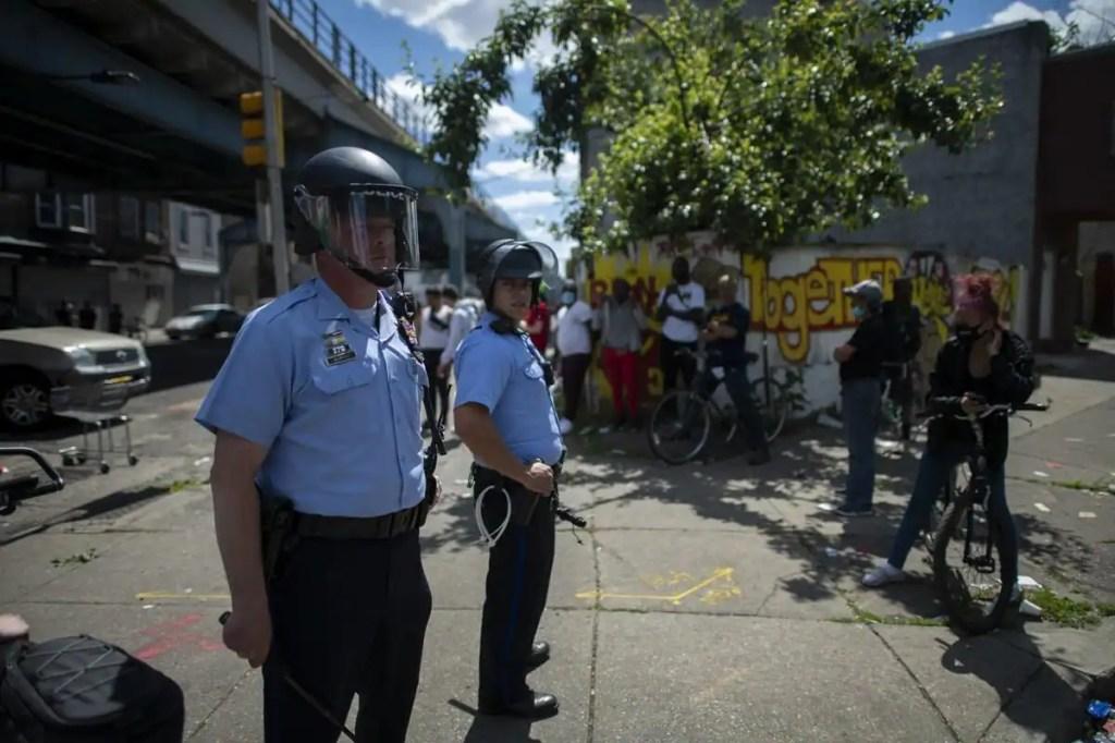 Une femme enceinte parmi les six blessés d'une fusillade à Philadelphie