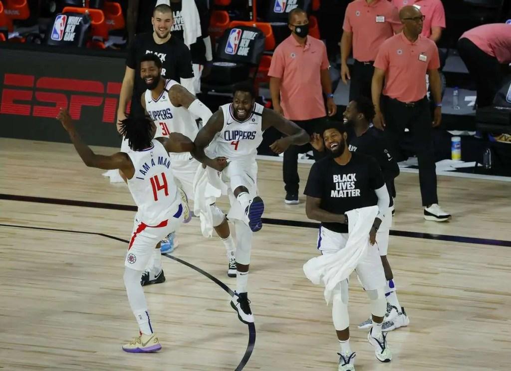 Les Clippers dominants face aux Pelicans