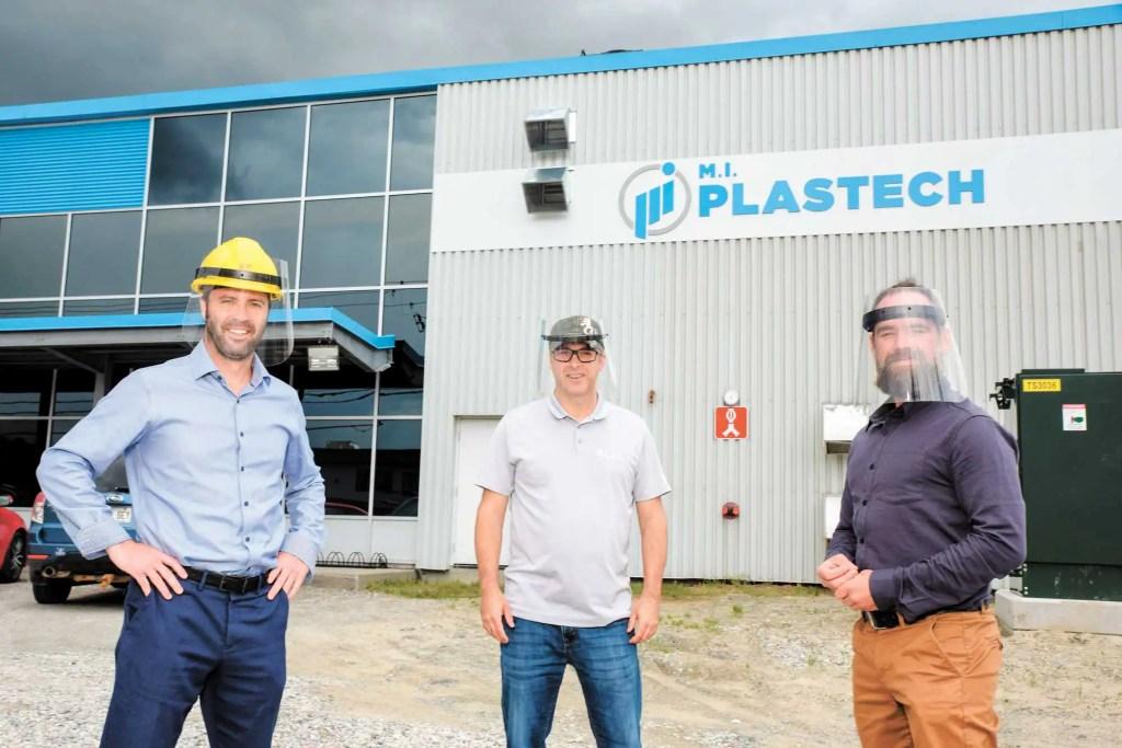 Le plastique revient en force durant la pandémie
