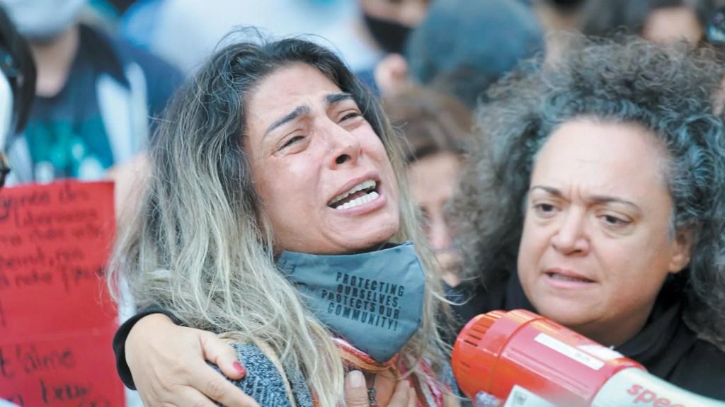 Hommage rendu aux victimes de Beyrouth