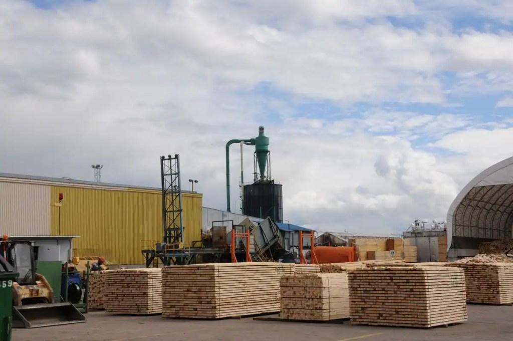 Côte-Nord: Produits forestiers Résolu relancera la coupe pour alimenter une scierie