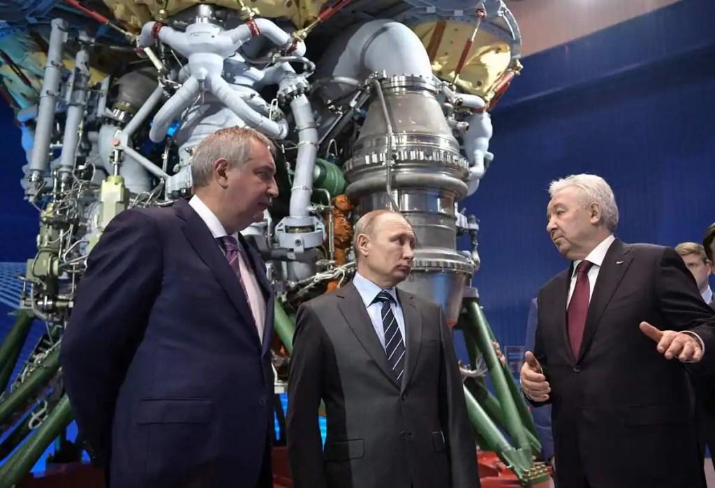 La Russie promet la Lune et de nouvelles fusées après le succès de SpaceX