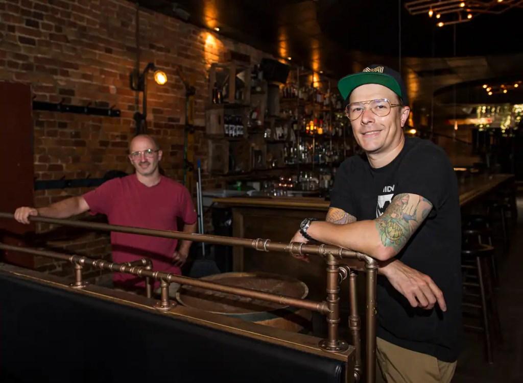 Distanciation sociale: le bar Taverne Midway prêt à recevoir les clients