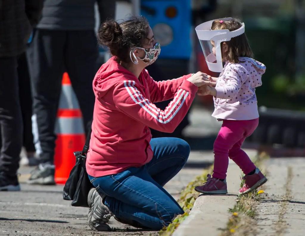 COVID-19: augmentation du nombre d'enfants dans les services de garde de la région montréalaise