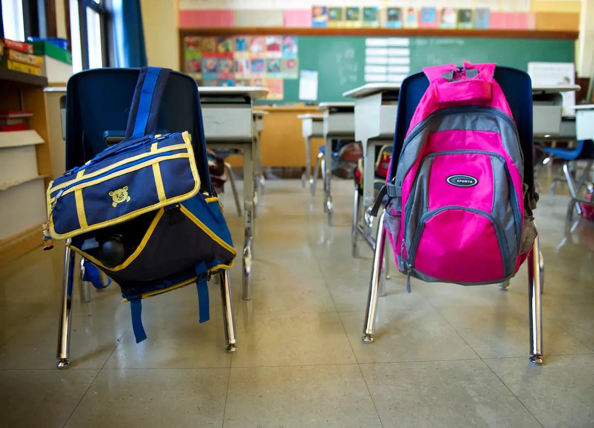 COVID-19: Récupération de matériel scolaire possible dans des cas exceptionnels