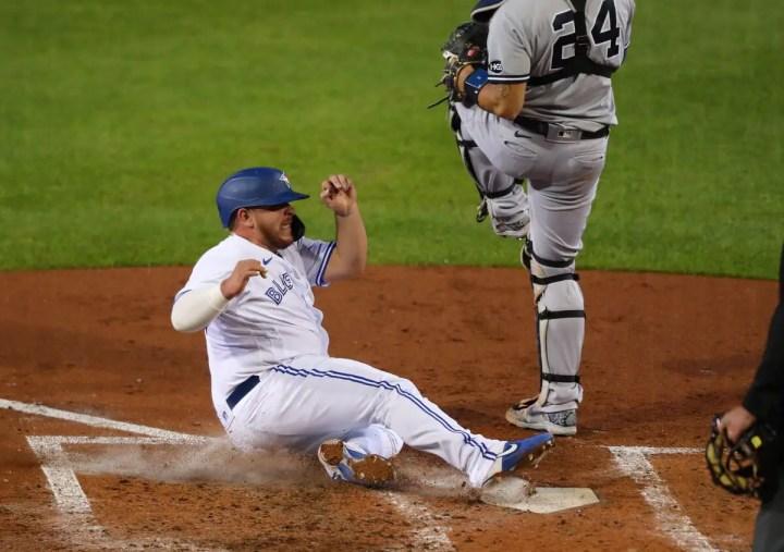 Les Blue Jays prennent leur revanche sur les Yankees