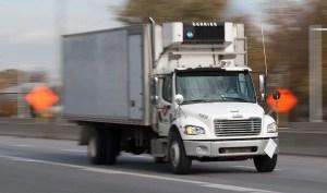 Les camionneurs veulent être vaccinés en priorité
