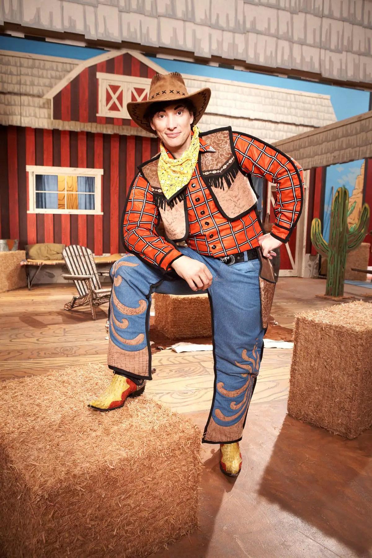 «Salmigondis»: Djingo, le sympathique «faux cowboy»