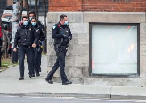 TERROR EN UBISOFT MONTREAL POR SUPUESTA TOMA DE REHENES
