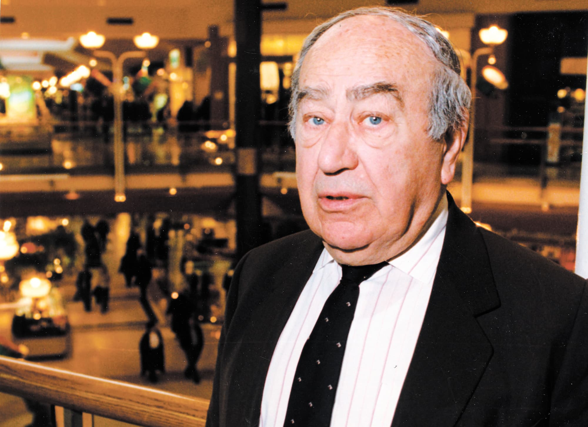 Le milliardaire Marcel Adams rend l'âme à l'âge 100 ans