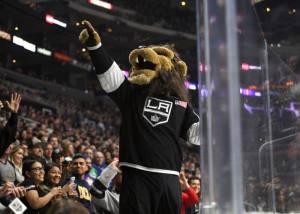 Les Kings renvoient leur mascotte pour harcèlement sexuel