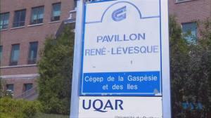 Des cliniques de vaccination sans rendez-vous au Cégep de la Gaspésie et des Îles