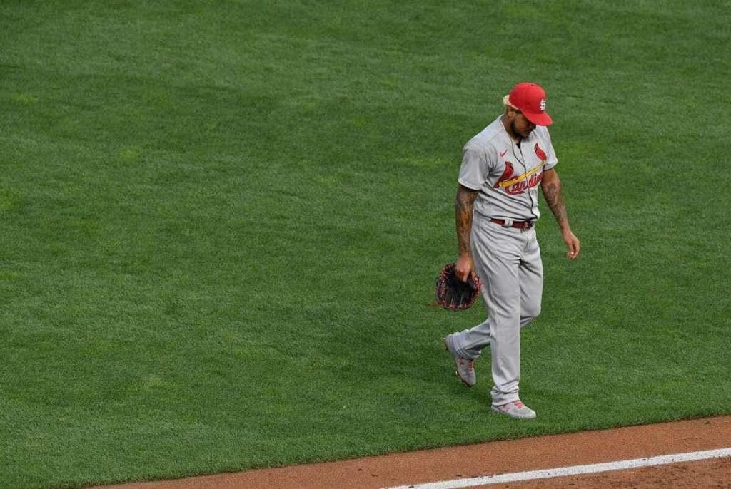 COVID-19 : encore un cas chez les Cardinals