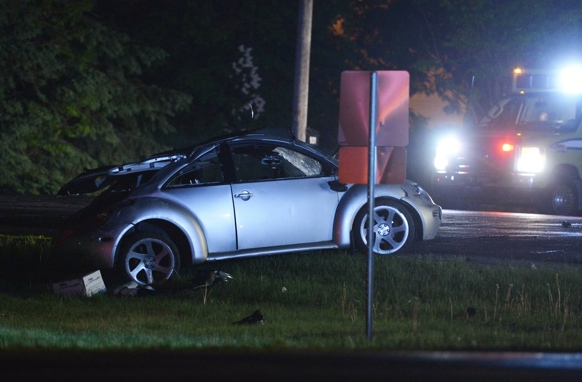 Accident mortel à Saint-Félix-de-Valois