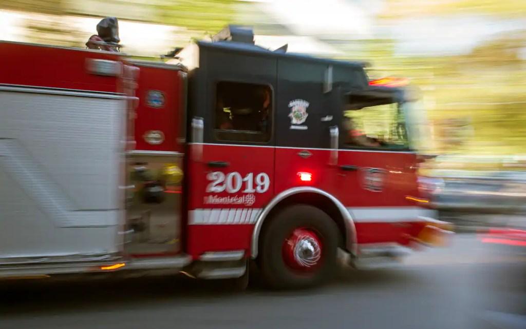 Incendie dans un duplex à Saint-Hyacinthe