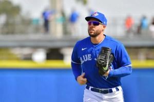 Blue Jays: George Springer veut revenir au jeu rapidement
