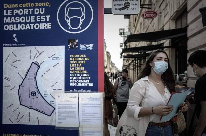 COVID-19 en France : plus de 10 500 nouveaux cas positifs