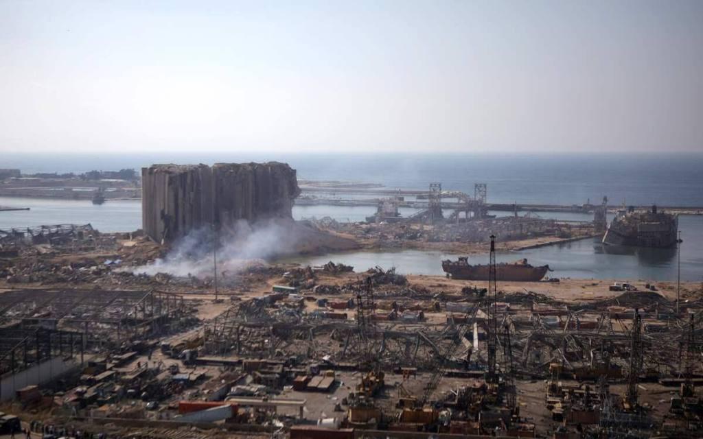 Explosion au Liban : «Beyrouth a rendu l'âme»