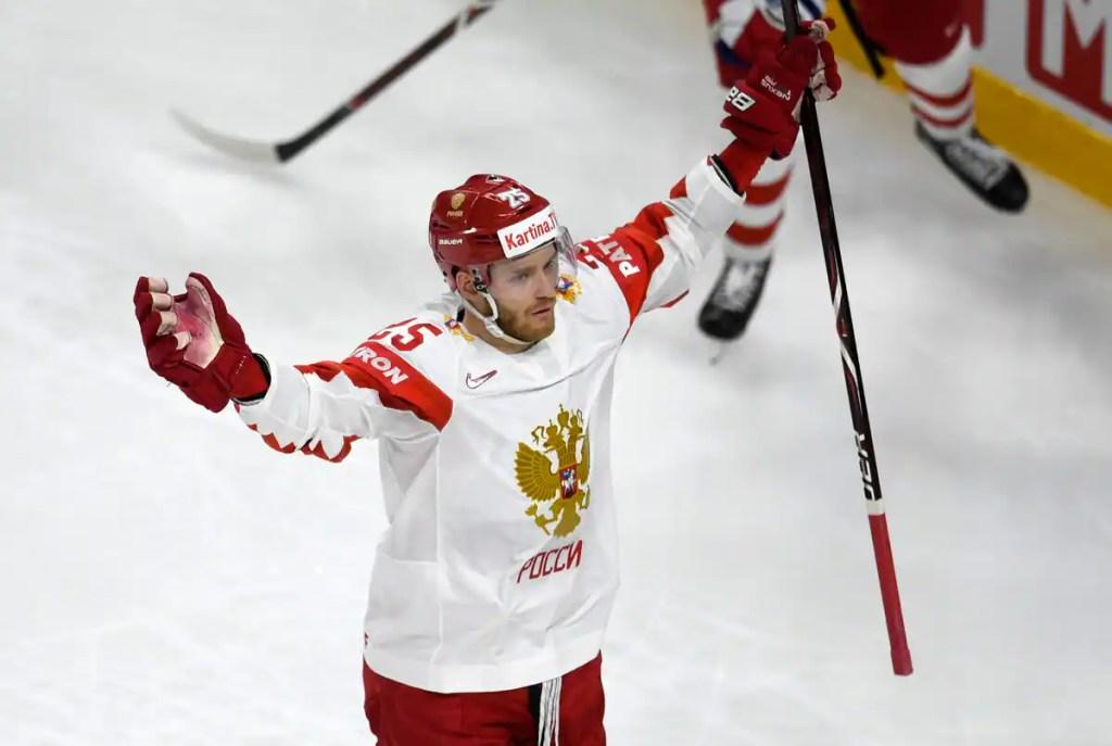 Blue Jackets: cette fois est la bonne pour Mikhail Grigorenko