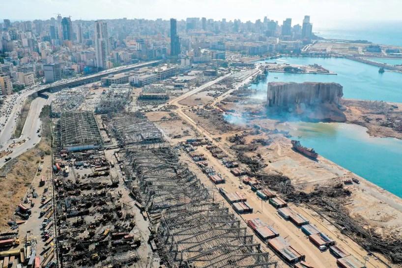 Beyrouth: loin des yeux, près du cœur